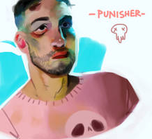 Punisher by Pukao