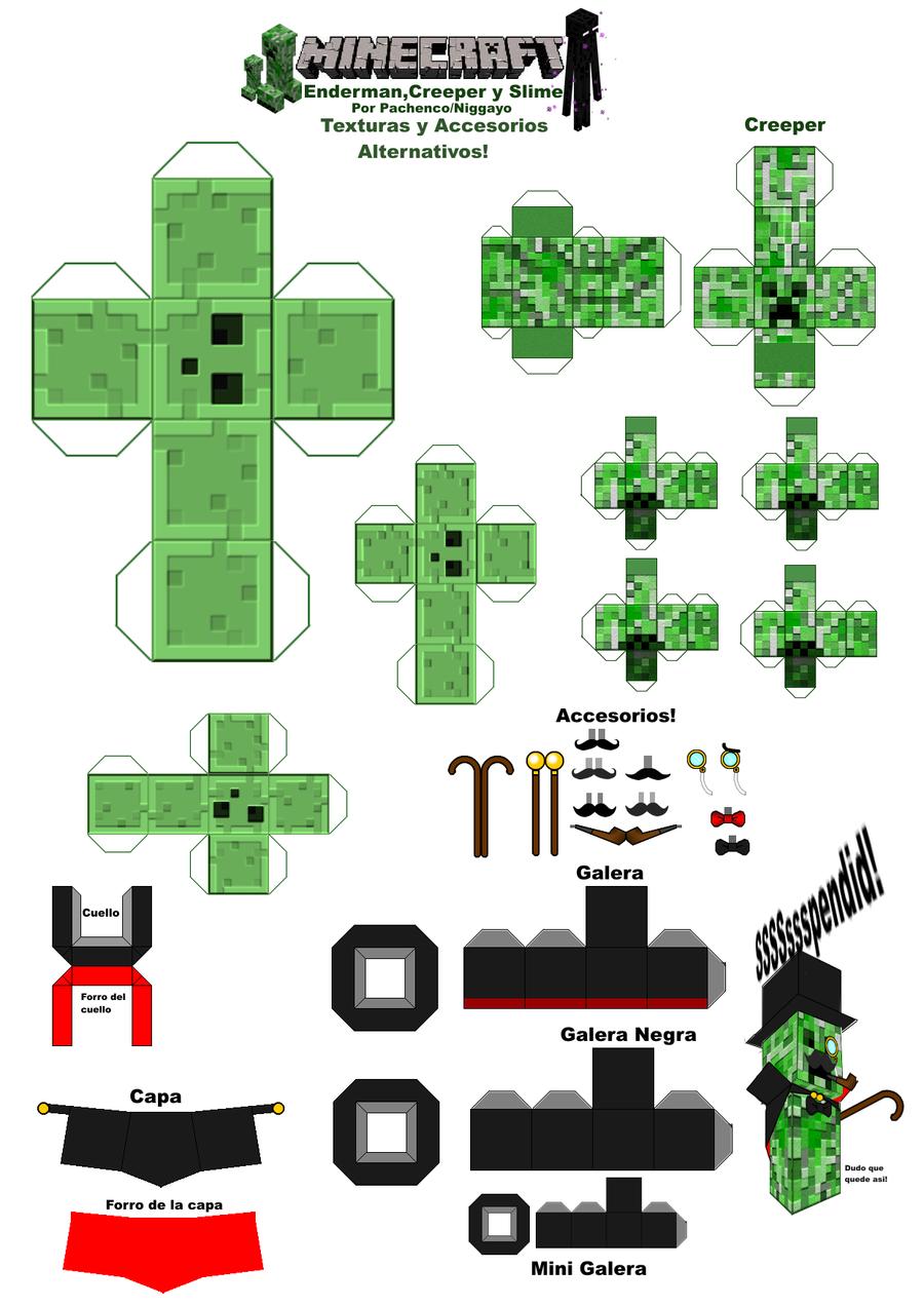 Todos los personajes de Minecraft - Taringa!