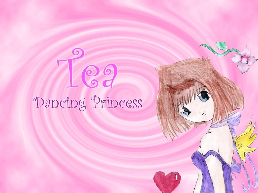 Tea wallpaper by Heaven666 on deviantART
