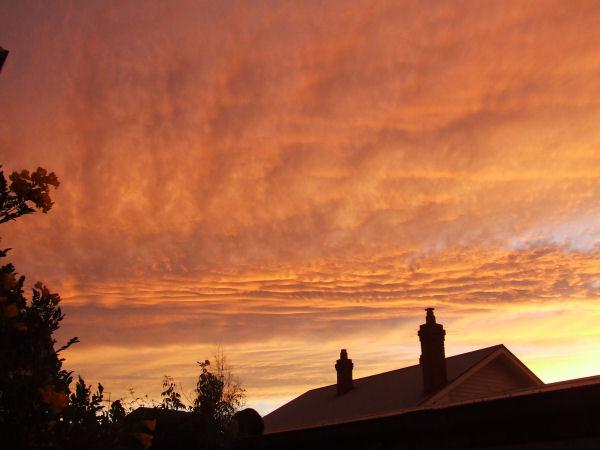 Sunset by Heaven666 on deviantART