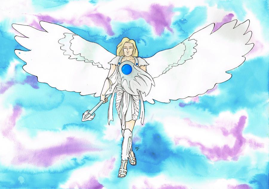Avenging Angel by KittenXaos
