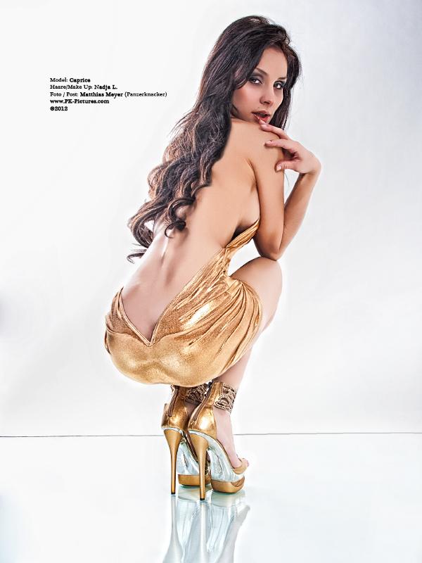 Goldie by Panzerknacker1