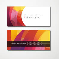 business card by phonkdumbass