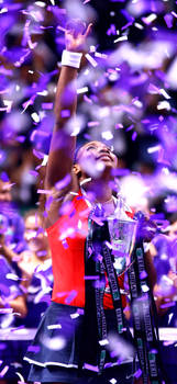 serena william is champion