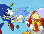 sonic cd contest entry