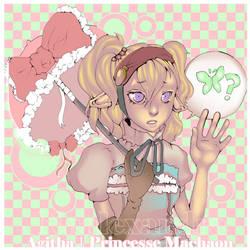 . Princesse Machaon .