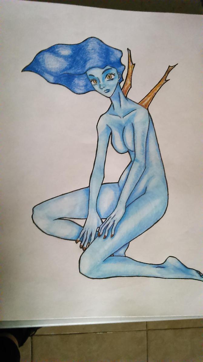 Blue by Fairyhatty