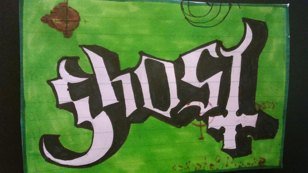 Ghost by Fairyhatty