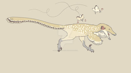 Velociraptor (with troubles)