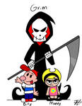 DD#8: The Grim adventures of Billy and Mandy