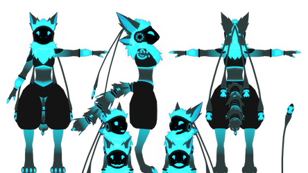 Styles Character Refsheet