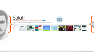 My 2011 Portfolio Page by coleg