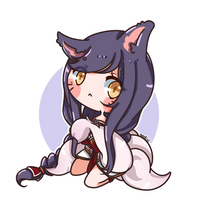 Ahri by neolivii