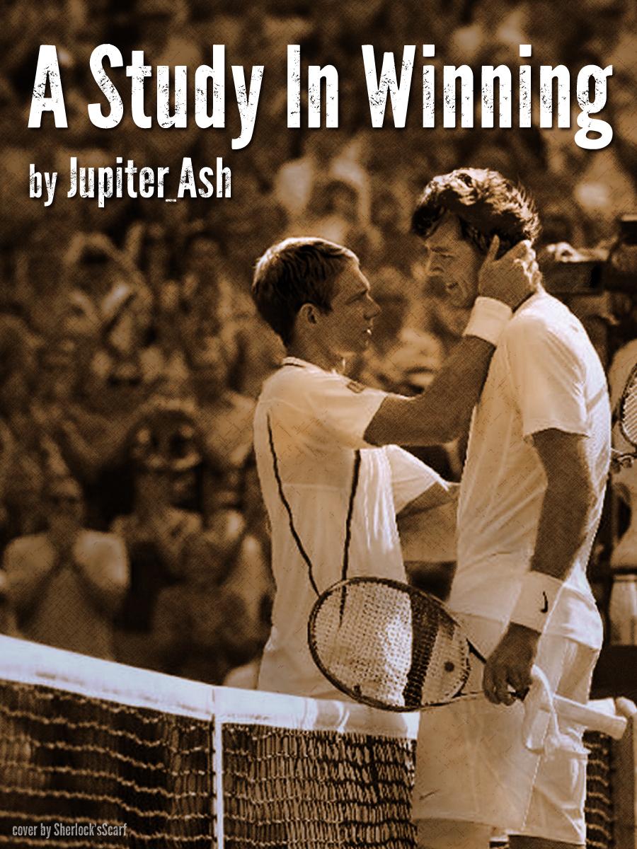 Study-in-Winning-cover by SherlocksScarf