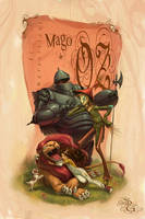 Mago de Oz_Wizard of Oz