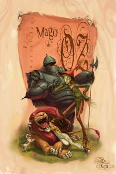 Mago de Oz_Wizard of Oz