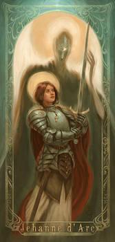 Joan Of Arc- Juana de Arco