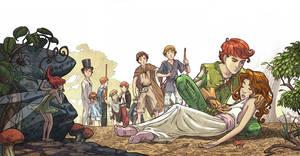 Peter Pan _ part 2