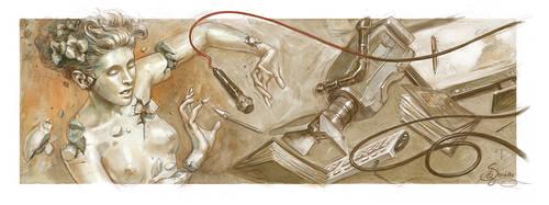El malestar del arte by Giacobino