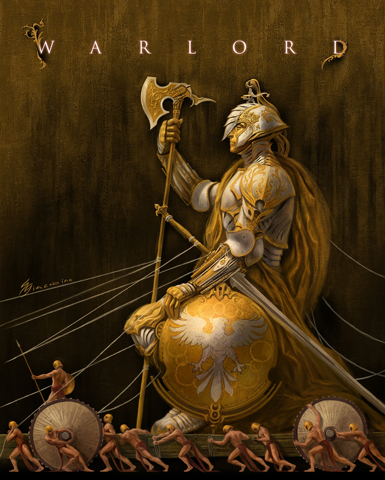 Warlord by Giacobino