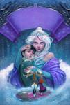 The Snow Queen _ La Reina de las Nieves