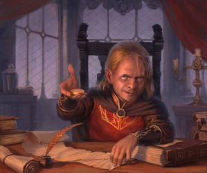 Tyrion Lannister by Giacobino