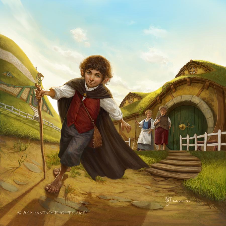 Adventurer by Giacobino