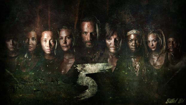 The Walking Dead Season 5 - Fan-Made Cover