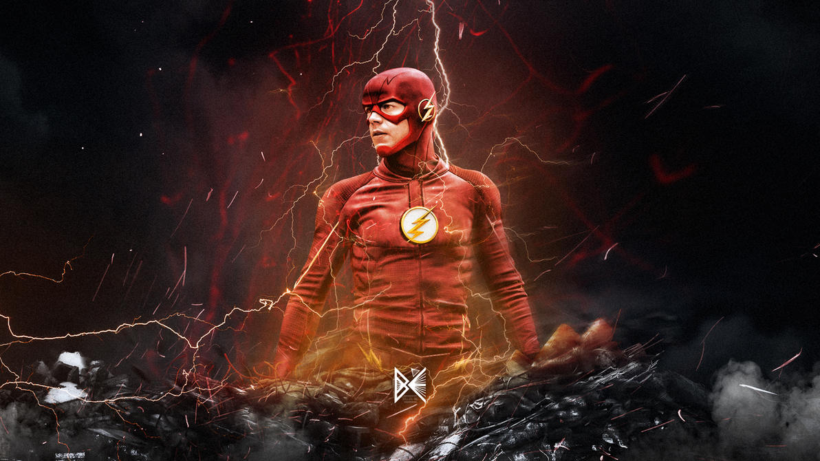 the flash - cw - wallpaperbillelbe on deviantart