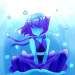 Underwater Lapis