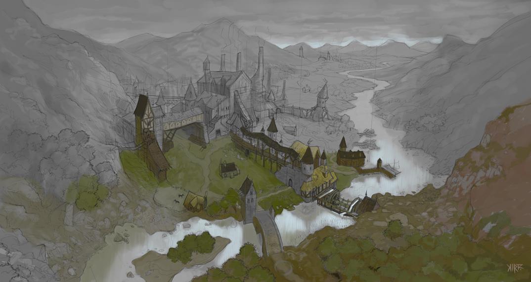 Reikland Factory Scenario by JonathanKirtz