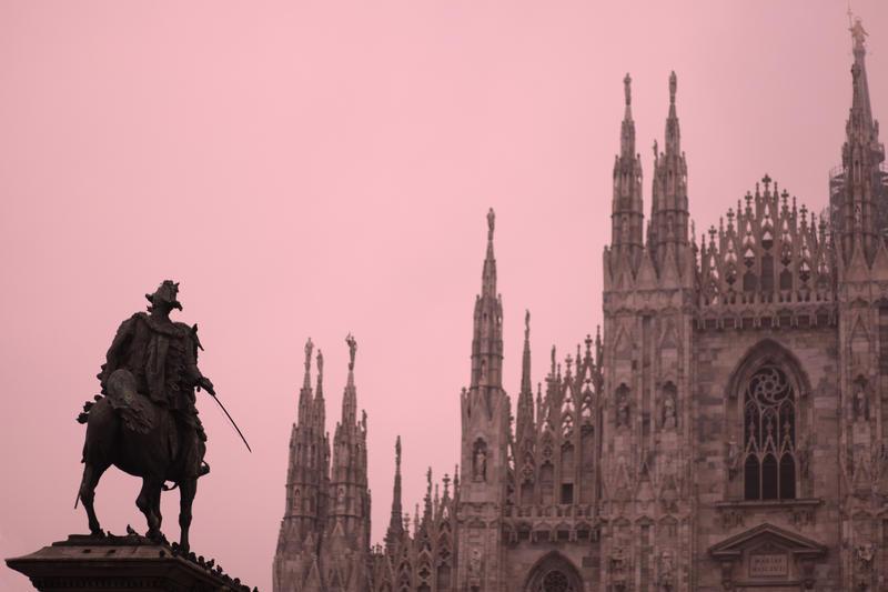 Duomo in Milano by smatsh
