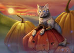 Halloween by Melody-of-Forest