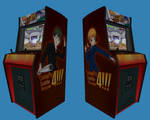 Arcade Machine model for ComiPo