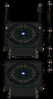 Ancient Teleporter - 2D Version by Metalraptor