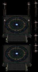 Ancient Teleporter - 2D Version