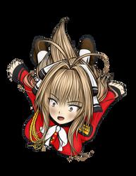 Isuzu Sento - Falling - Sentai Contest Entry