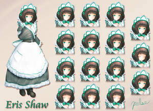 Eris Shaw - Character Reference