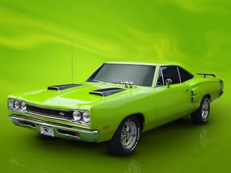 1969 Dodge Super Bee by aChiLdFoRsAkeN