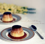 Creme Caramel by MeSHa3eL