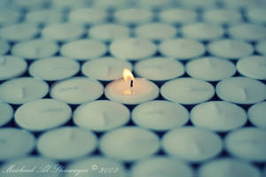 Light One Small Candle by MeSHa3eL