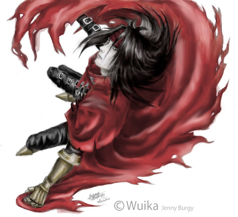Vincent Valentine 2 by Wuika