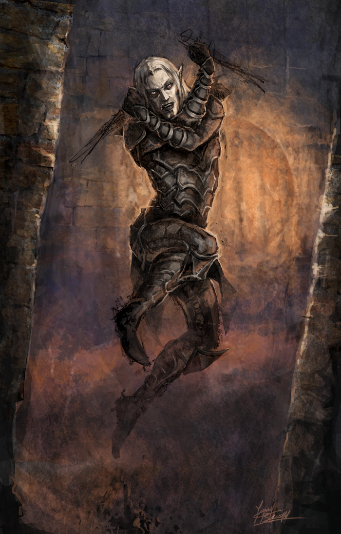 Waltora Vampire by Wuika