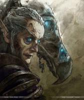 Dread Commander Thalanor by Wuika