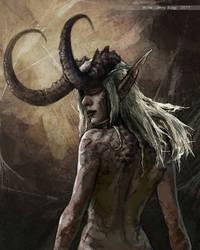 Demon Hunter by Wuika