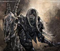 Baron Rivendare by Wuika