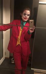 Joker cosplay 01