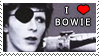I Love Bowie by Giggle-Monster