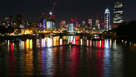thames night by ABY77