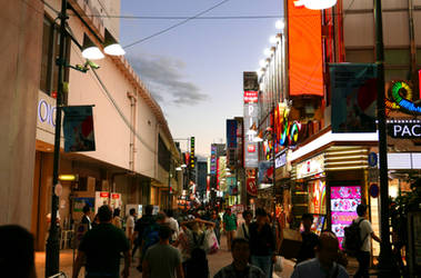 Tokyo Roads 1